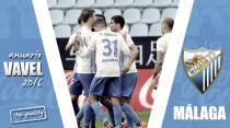 Anuario VAVEL 2016: Málaga CF, una montaña rusa de sensaciones