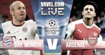 Resumen Bayern de Múnich vs Arsenal en Champions League 2017 (5-1)