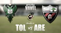 Previa CD Toledo - Arenas Club: fútbol de altura en el Salto del Caballo