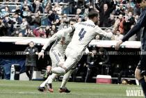 """Ramos: """"Tenemos que ayudarnos para conseguir los objetivos"""""""