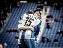"""David López: """"Hay mucha diferencia entre este Espanyol y el que dejé cuando me fui"""""""
