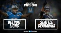 Seahawks enfrenta Lions para alcançar divisional round pelo quinto ano consecutivo
