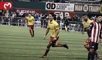 """Claudio Zamudio: """"Estoy feliz por el triunfo del equipo"""""""