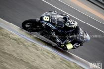 Bulega presenta su candidatura en el primer día de test en Jerez