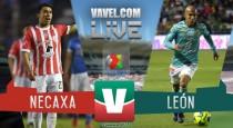 Con gol del 'Gullit' Peña, León vence a domicilio a Necaxa