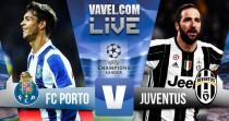 Resumen Porto 0-2 Juventus en Champions League 2017