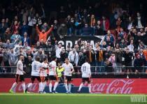 El Valencia CF coge oxígeno tras la victoria ante el Athletic Club
