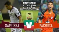 Resultado Saprissa 0-0 Pachuca de la Concachampions 2017