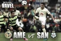 Previa América - Santos: por los primeros tres puntos