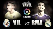 Previa Villarreal - Real Madrid: caminando por la cornisa