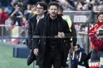 """Simeone: """"A mí el juego mucho no me interesa, me interesa el resultado"""""""