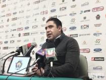 "Omar Ramírez: ""Tenemos un gran plantel"""