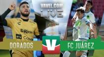 A domicilio, Juárez le gana 1-2 a Dorados