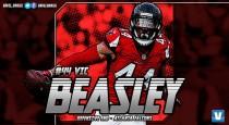 Super Bowl LI: conheça Vic Beasley,defensive end do Atlanta Falcons