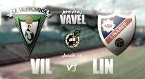 CF Villanovense - Linares Deportivo: puntuar para persistir