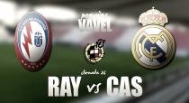 Rayo Majadahonda vs RM Castilla: duelo por el play off