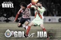 Previa Chivas - FC Juárez: Paso firme al título copero