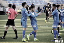 El Badalona culmina la remontada goleando al Sporting B y se clasifica a las semifinales de la Copa RFEF