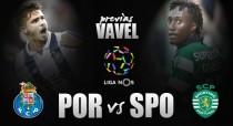Previa FC Porto - Sporting de Portugal: clásico crucial para ambos frentes