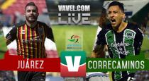 Resultado y goles del Leones Negros 3-1 Cafetaleros del Ascenso MX