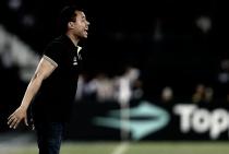 Jair valoriza Botafogo mesmo com derrota e lamenta ocorrido entre torcidas