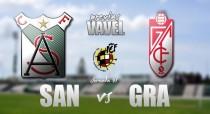 """Sanluqueño - Granada CF """"B"""": continuar la racha"""