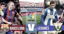 FC Barcelona vs Leganés en vivo y en directo online en La Liga 2017