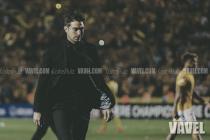 """Diego Alonso: """"El equipo tácticamente lo hizo bien"""""""