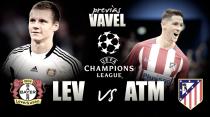 Previa Bayer Leverkusen - Atlético de Madrid: dar el primer golpe