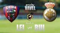 SD Leioa - Real Unión Club: Perseverar para vencer