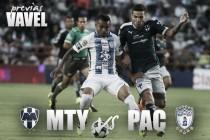 Previa Monterrey - Pachuca: A seguir sumando en casa
