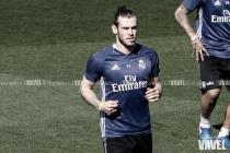 Bale y el Castilla en el segundo entrenamiento de la semana
