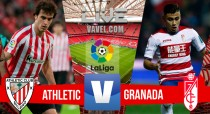 Resumen Athletic 3-1 Granada CF en la Liga 2017