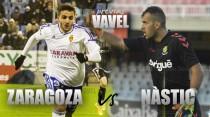 Previa Real Zaragoza - Gimnàstic de Tarragona: aprovechar la crispación rival