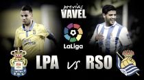 Previa Las Palmas - Real Sociedad: tiempo de recuperar sensaciones