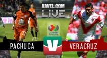 Resultado y goles del Pachuca 1-0 Veracruz de la Liga MX 2017