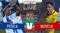 Resultado y goles del Puebla 0-1 Monarcas Morelia de la Liga MX 2017