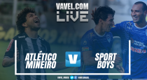 Resultado Atlético-MG 1x1 Sport Boys na Libertadores 2017