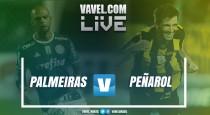 Resultado e Gols Palmeiras 3x2 Peñarol na Copa Libertadores 2017
