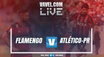 Resultado e gols Flamengo 2x1 Atlético-PR na Libertadores 2017