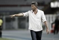 """Renato elogia Grêmio em vitória sobre Zamora: """"Conseguimos suportar bem o adversário"""""""