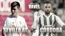 Previa Sevilla Atlético - Córdoba CF: la permanencia pasa por ganar en casa
