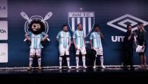 Avaí apresenta novos uniformes para a temporada 2017