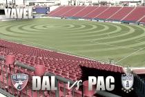 Previa Dallas - Pachuca: Por un buen resultado