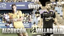 Previa AD Alcorcón - Real Valladolid: Duelo de malas rachas