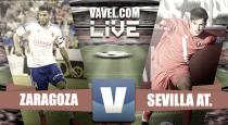 Resumen Real Zaragoza 1-2 Sevilla Atlético