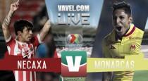 Resultado y goles del Necaxa 2-1 Monarcas de la Liga MX 2017