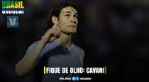 Não é só Suárez: fique de olho em Edinson Cavani