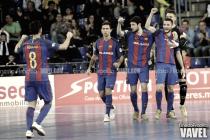 El Barça Lassa sufre para vencer al Levante