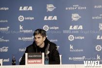 """Mauricio Pellegrino: """"La liga española es una de las ligas quemás fácil se sacan tarjetas"""""""